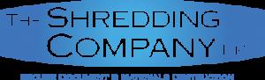 The Shredding Company Sticky Logo Retina