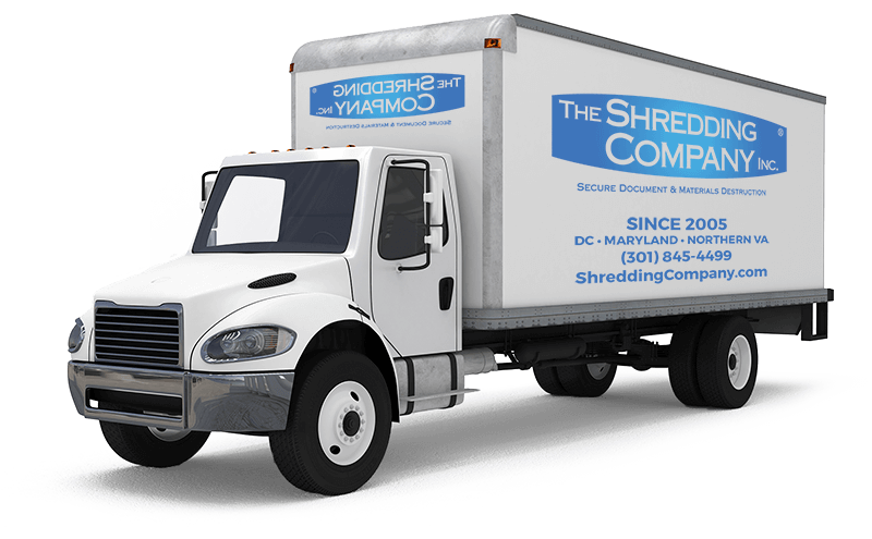 Mobile Shredding Truck - The Shredding Company, Inc.