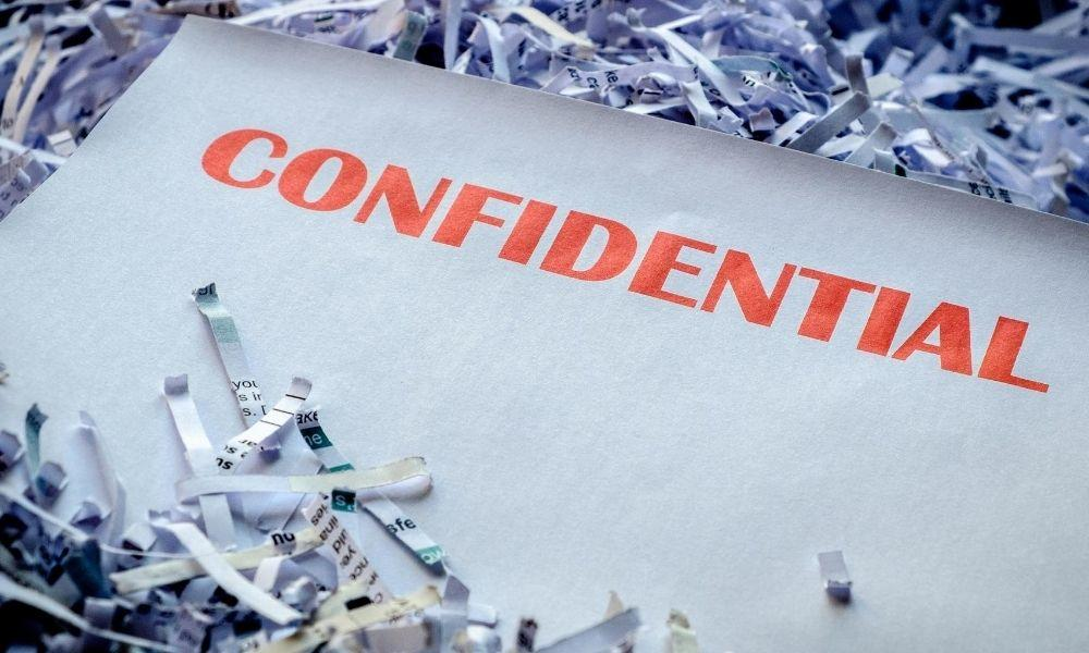 What Documents You Should Shred