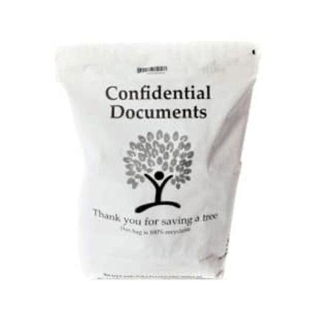 Seal and Shred Bags - The Shredding Company