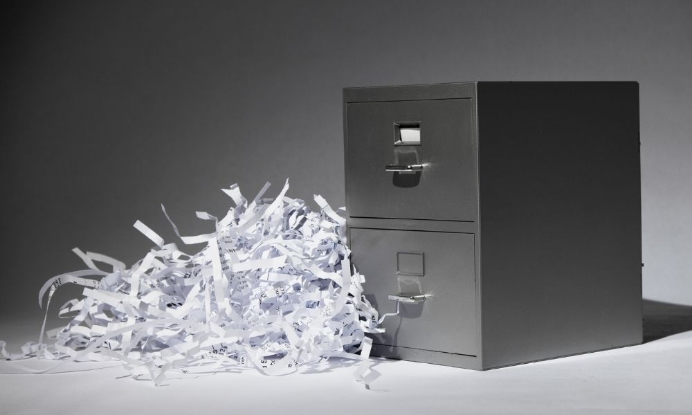 Why You Must Work With a GSA-Approved Shredding Company